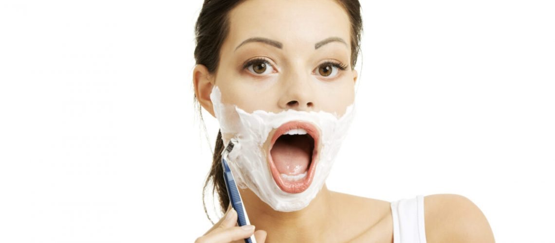 Facial hair removal tool and how to remove it